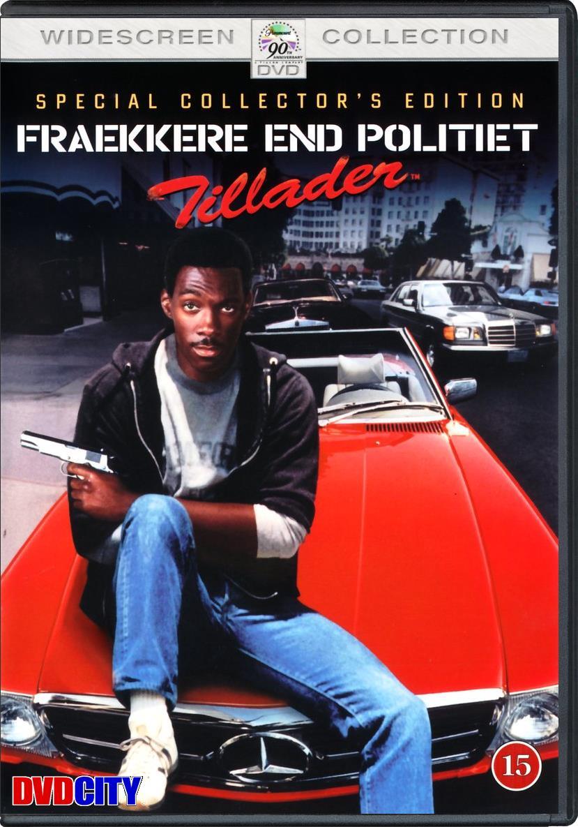 Frækkere End Politiet Tillader 1 (1984) - dvdcity.dk