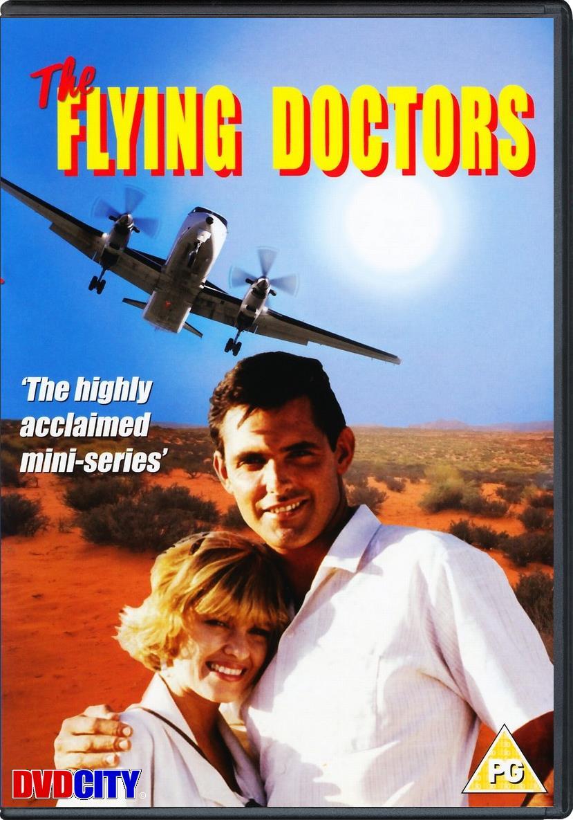 de flyvende læger skuespillere