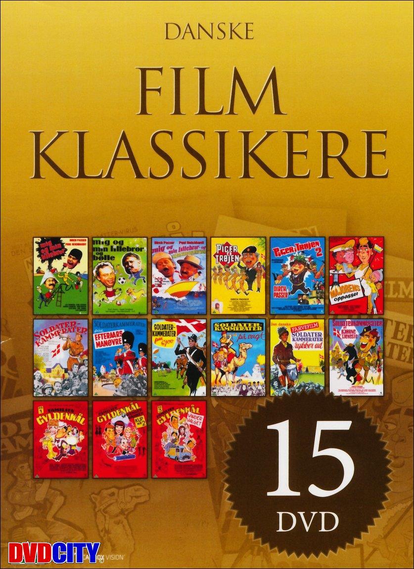 gamle danske film boks