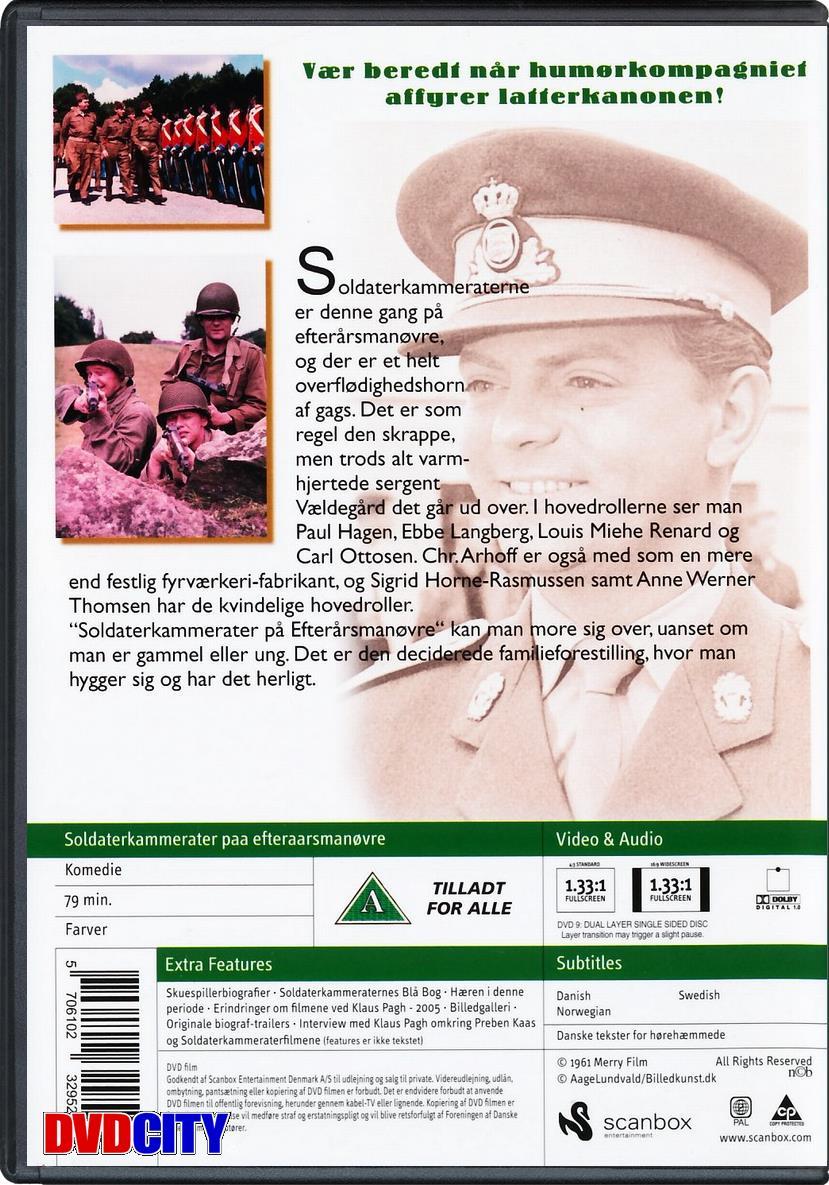 claus pagh soldaterkarmarate